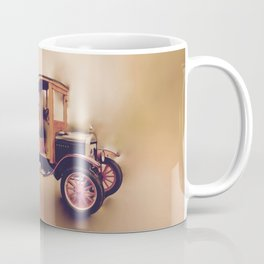 Vintage Model T Wrecker Coffee Mug