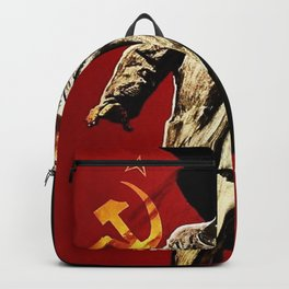 Vladimir Lenin Backpack
