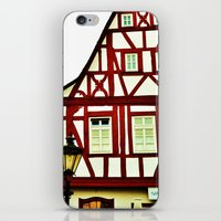 german iPhone & iPod Skins featuring German by Ami Trucci