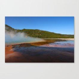 Grand Prismatic Colors Canvas Print