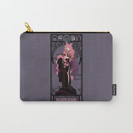 Black Lady Nouveau - Sailor Moon Carry-All Pouch