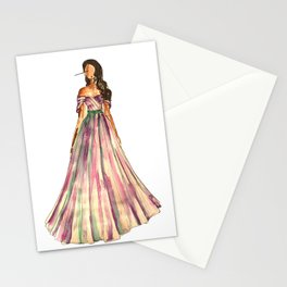 Belle Of The Ball Stationery Cards