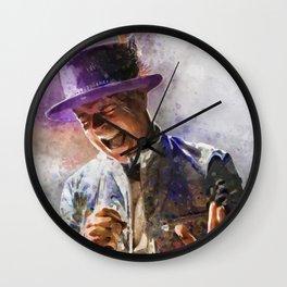 Gord Downie Wall Clock