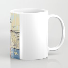 Luna Park in St.Kilda Coffee Mug