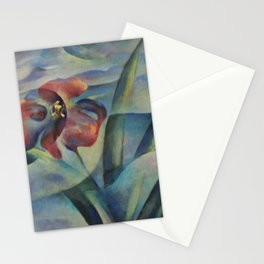Magic Pool - Flowers Stationery Cards