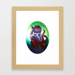 """HectaaA""Alien earth-like creature Framed Art Print"