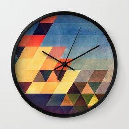 chyv yp Wall Clock