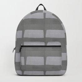 Grey on Grey Backpack