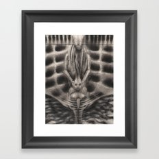 GHOST 18 Framed Art Print