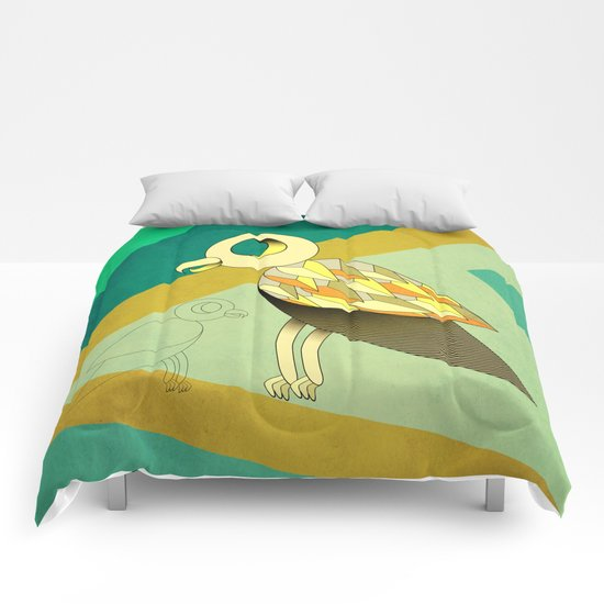 color up your life - Parrot Comforters