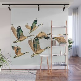 Fly Away || #photography #birds Wall Mural