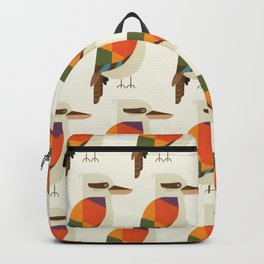 Laughing Kookaburra Backpack