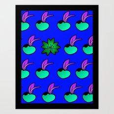 Cherry Cherry Art Print