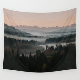 Good Morning! - Landscape and Nature Photography Wall Tapestry