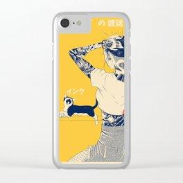 La Tinta! Clear iPhone Case