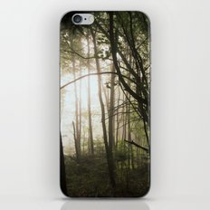 Find the Light in Dark Places iPhone & iPod Skin