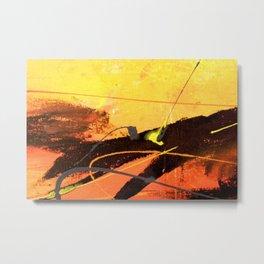 Abstract #0003 Metal Print