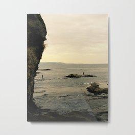 Enoshima Island Deux Metal Print