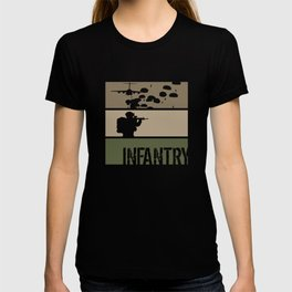 Airborne Infantry T-shirt