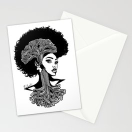 Oakland Queen Stationery Cards