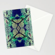 Paint Splatter II Stationery Cards