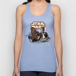 Chewie, We're Home Unisex Tank Top