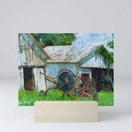 Farmscape Fixtures PhotoArt Mini Art Print