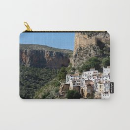 Mountain village Carry-All Pouch