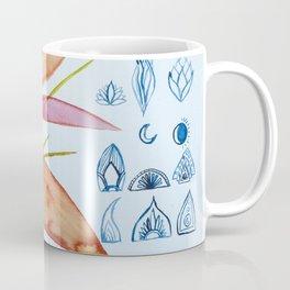 Leaf Language Coffee Mug