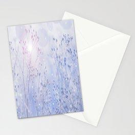 Winter Sparkle On A Sunny Frosty Day #decor #buyart #society6 Stationery Cards