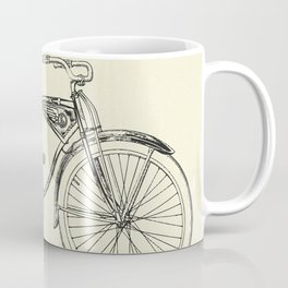 Bicycle-1939 Coffee Mug
