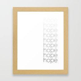 Life Advice Part 3 Framed Art Print