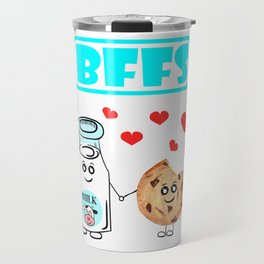 Looking for the perfect match and perfect combination? Here's the match made tee for you! Travel Mug