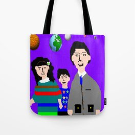 Trisha Blue Water Designs by Cheyene M. And Patricia A. Lopez Official Society6 Gallery Collections Tote Bag