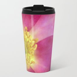 The Last Rose of Summer Travel Mug