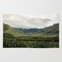 Waianae Valley - Hawaii Rug