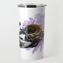 MotoBeeGP Travel Mug