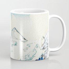 The Snows at Kenn Coffee Mug