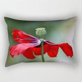 Mohnblumentanz Rectangular Pillow