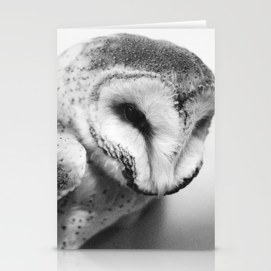 Hoot Stationery Cards