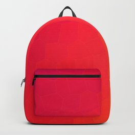 Red Dragon Scale Ombre Design! Backpack