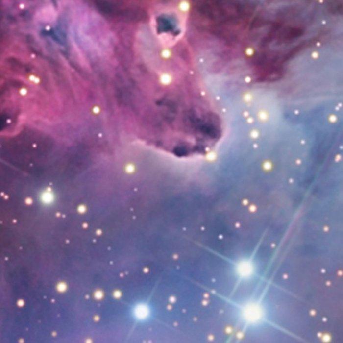 Nebula Galaxy Leggings