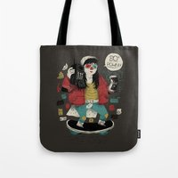80s Tote Bags featuring 80s power! by Louis Roskosch