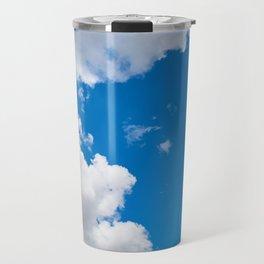 Clouds 3 Travel Mug