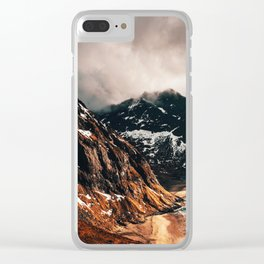 Wildest Dreams Clear iPhone Case