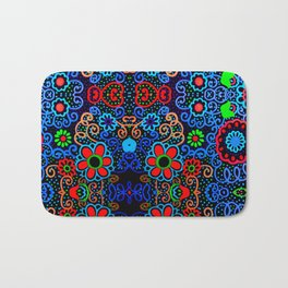 Primary Colors Bath Mat