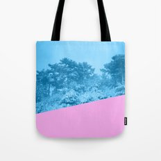 silence in winter Tote Bag