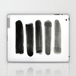 Shades of Gray Laptop & iPad Skin