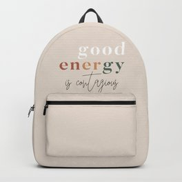 Good Energy Backpack