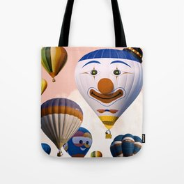 Party with cotton candy Tote Bag